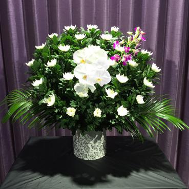 葬儀用生花 15,000円(税別)